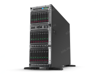 "Сервер HPE ProLiant ML350 Gen10 1x4208 1x16Gb 3.5"" E208i-a 1G 4P 1x500W (P11050-421)"
